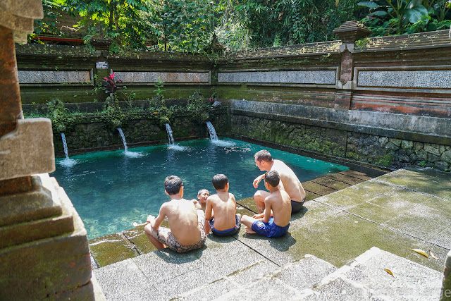 Pura Gunung Kawi - Sebatu - Bali