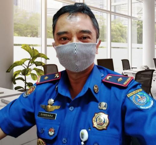 Ini Penjelasan Kepala Dinas Pemadam Kebakaran Terkait Dugaan Korupsi