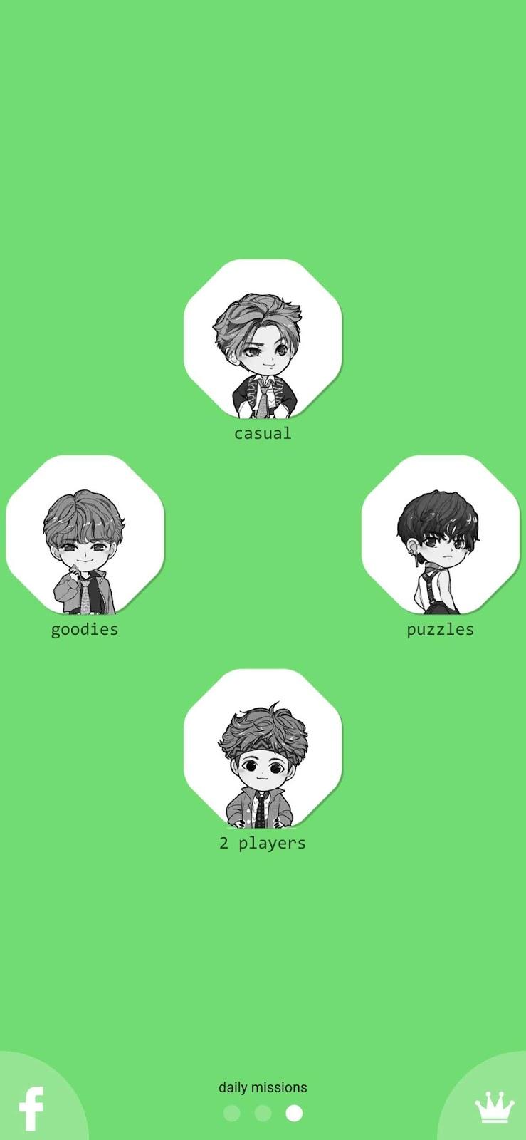Kpop games