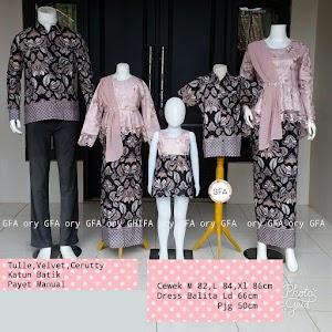 READY JUMBO Batik Family Maura