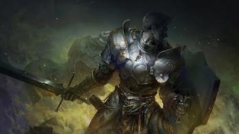 Knight, Warrior, Fantasy, 4K, #4.3085