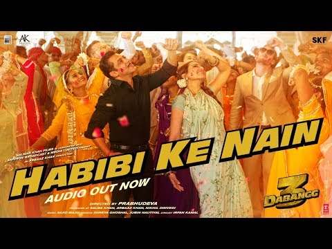 Habibi ke Nain Song Lyrics