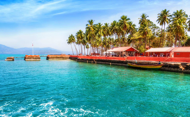 Andaman main attractions: excitement and relaxation