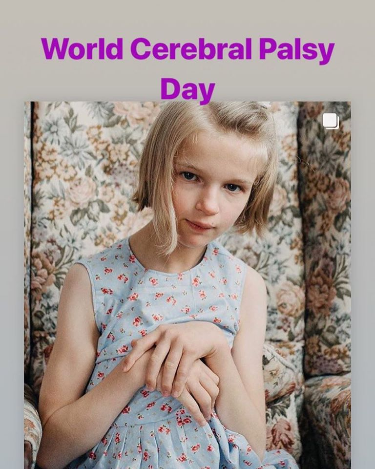 World Cerebral Palsy Day Wishes Awesome Picture