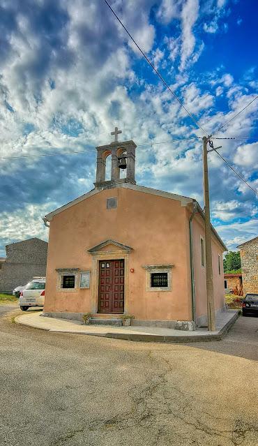 Crkva Sv. Antona Padovanskog - Marčana