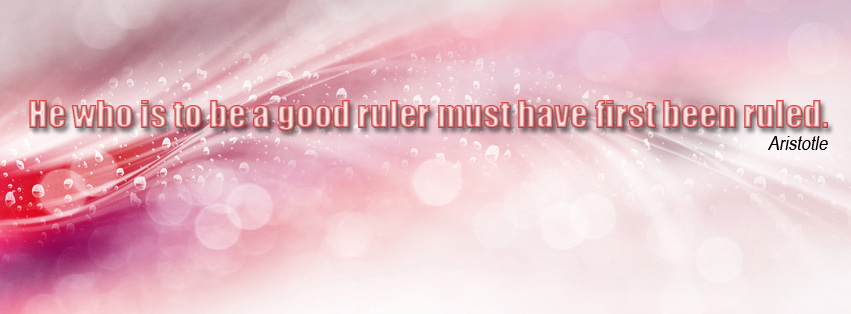 Facebook Cover of Aristotle Quotes
