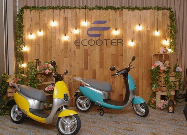 Ecooter Hits PH; Price Starts at Php80,000!