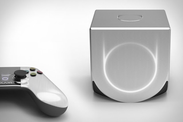 Ouya Android Console ταράζει τα νερά