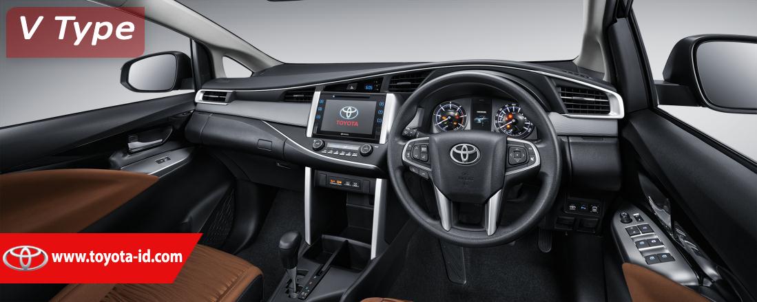 Perbedaan All New Kijang Innova G V Q Warna Grand Avanza 2017 Type G, Dan | Toyota Astra ...