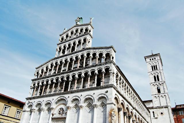 Iglesia de San Michele in Foro, Lucca