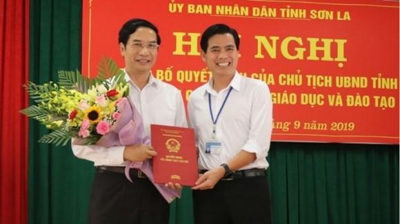 Ông Hoàng Tiến Đức bị bãi nhiệm chức danh Ủy viên UBND tỉnh Sơn La về gian lận điểm thi