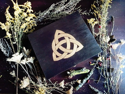 wicca box, witches starter box