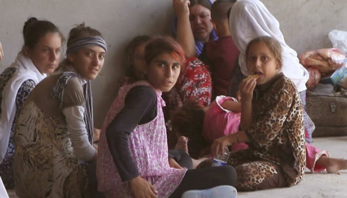 Horror Stories Den yazidier pige Isis Sex Slave Drejede Laya-4620