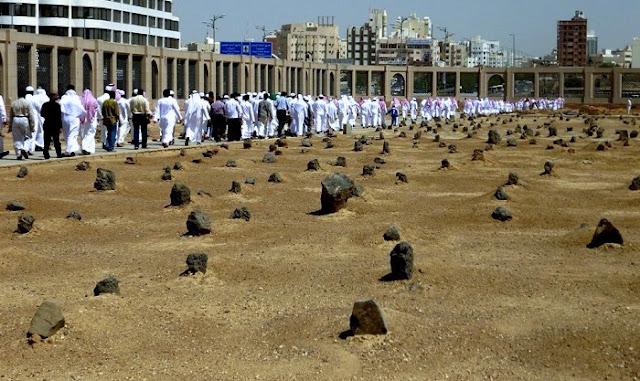 Malaikat Pindahkan Jenazah Ahli Neraka yang Meninggal di Makkah-Madinah