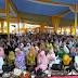 Ratusan Jemaah Padati Tabliq   Akbar KH. Ahmad Muwafiq