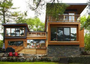 Desain Rumah Bambu Modern Dan Minimalis Khas Pulau Jawa 3