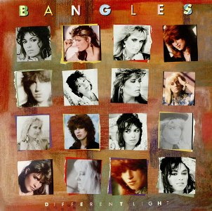 Portada del segundo LP de Bangles: Different Light