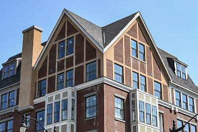 Architecture report: Monroe Street Market, Brookland, Catholic University, retail, campus, Bozzuto, Maurice Walters, Washington DC