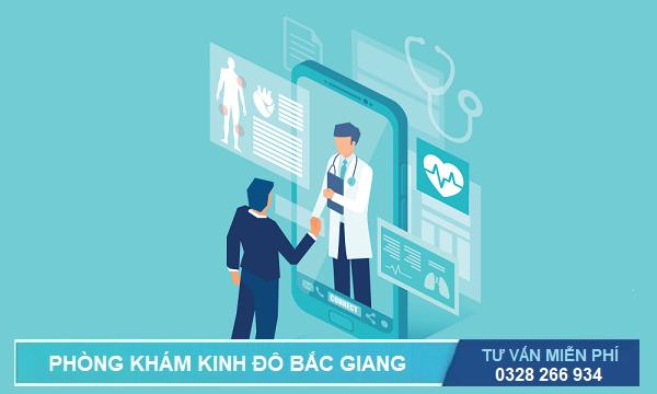 Khám nam khoa ở Bắc Giang