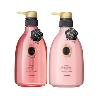 Jane S Blog Shiseido Macherie Air Feel Shampoo And Conditioner Review