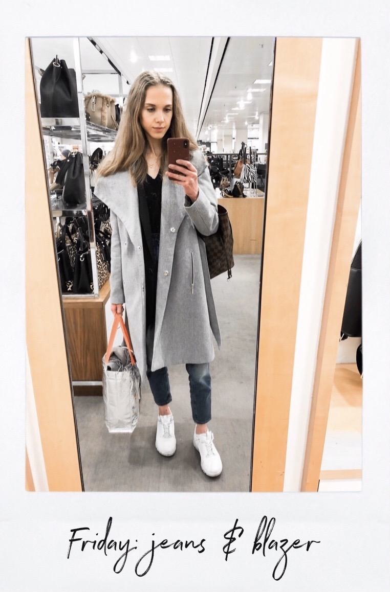 Fashion blogger real outfits December 2019 - Muotibloggaajan arkiasut joulukuu 2019