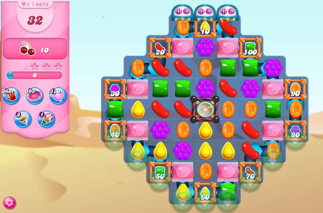 Candy Crush Saga level 9273