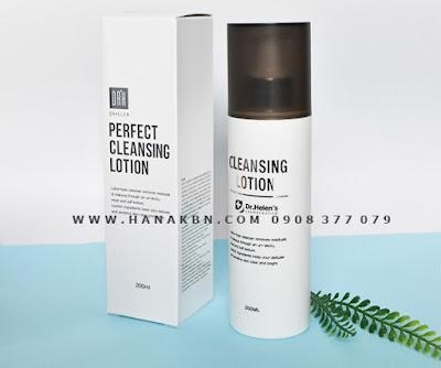 Sửa rửa mặt Cleasing lotion hàng chính hãng chất lượng cao