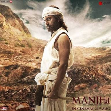 manjhi the mountain men