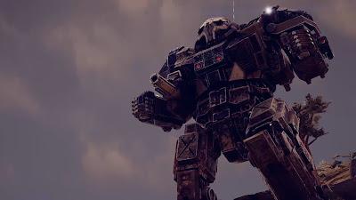Battletech Game Screenshot 1