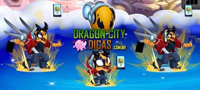 Dragão Pontuação Nobre - Novo Heroico!