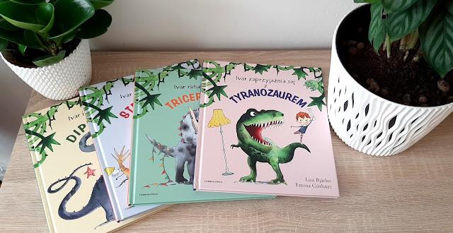 'Ivar i dinozaury' dla mniejszych i większych dzieci