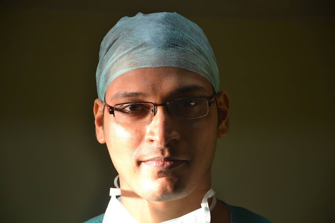 Dr. Dnyanesh Lad - There Are Innumerable Occasions When I Have Been Woken up in the Middle of the Night for an Emergency (Doctor from India)