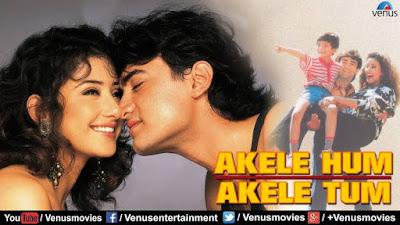 Akele Hum Akele Tum 2005 Full HD download, Tamilrockers, 9xmovies, Tamilmv, Hindilinks4u, FilmyHit Bollywood movie