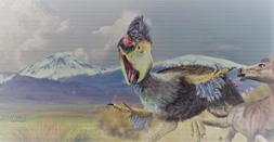 Phorusrhacid Hewan Besar yang Menakutkan Hidup di Zaman Pra-sejarah