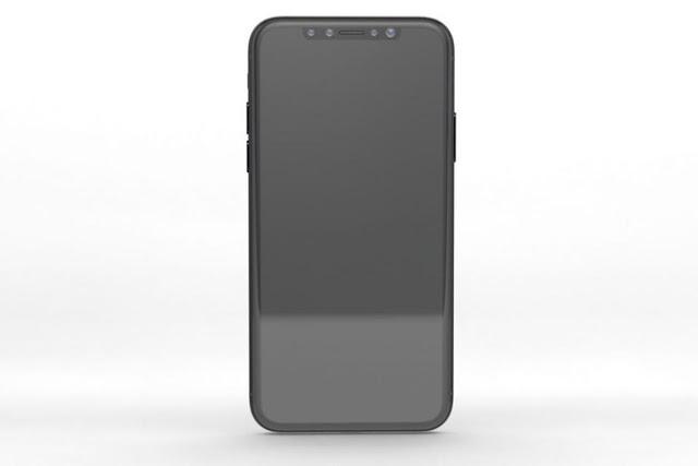 Forbes xác nhận toàn bộ thiết kế iPhone 8