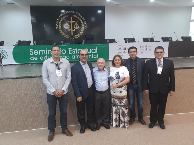 EDUCAÇÃO - Caxias é destaque no Seminário Estadual de Educação Ambiental