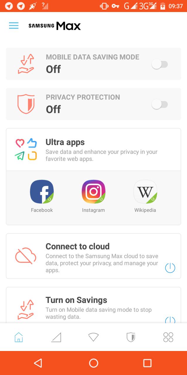 Download And Enjoy Samsung Max VPN For MTN NG mPulse Data To