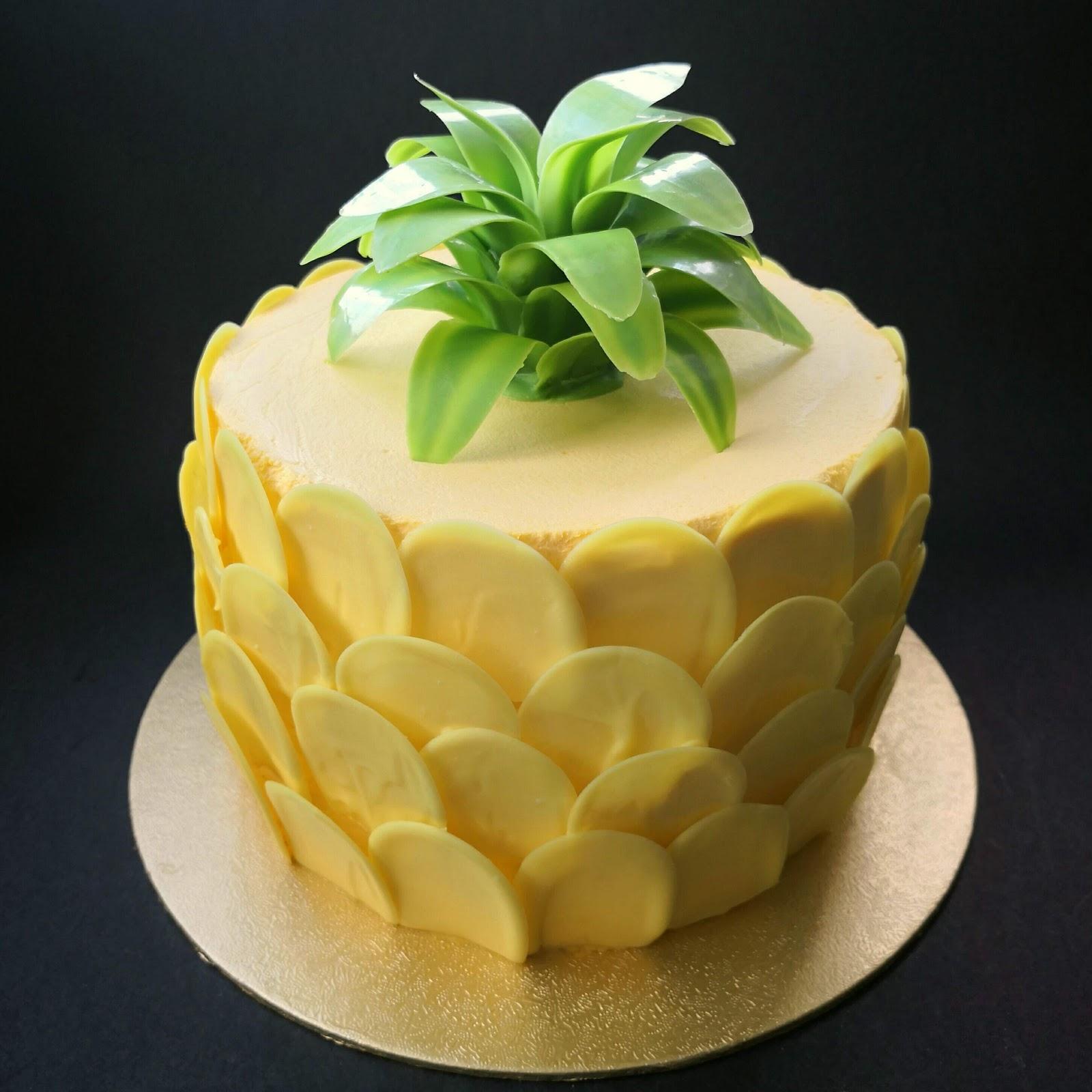 Ethereal Cakes Mango Pineapple Cake