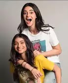 chunky panday daughters
