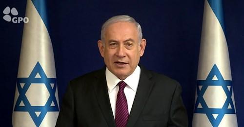 Em mensagem direcionada a cristãos Netanyahu diz: 'Suas orações pela paz em Israel estão sendo atendidas'