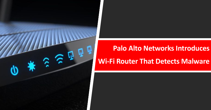 Palo Alto Networks Introduces Wi-Fi Router That Detects Malware