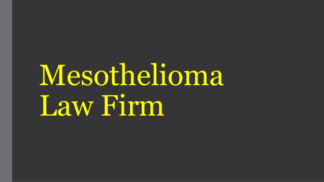 What Is Mesothelioma Law Firm