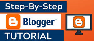 blogger tutorial