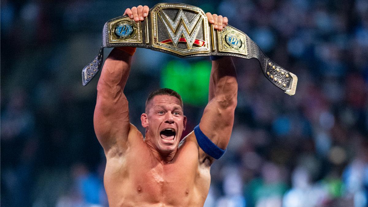 20 maiores conquistas do WWE Championship na última década