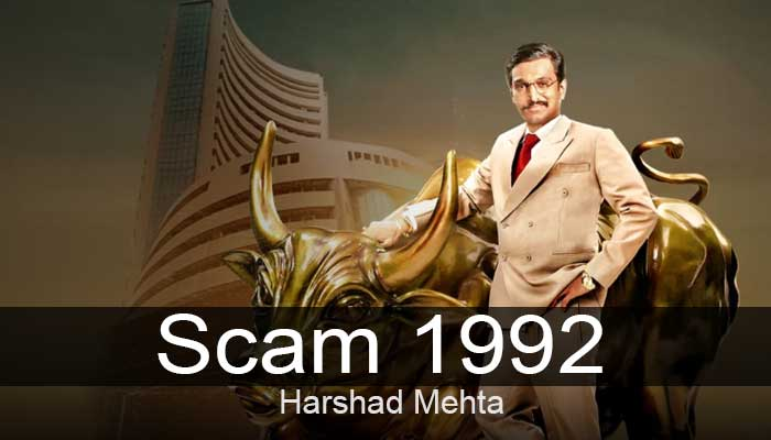 Scam 1992 Web Series Download - Harshad Mehta