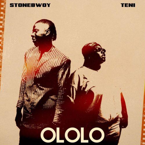Stonebwoy Ololo Ft Teni lyrics.