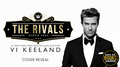 Cover Reveal:The Rivals by Vi Keeland