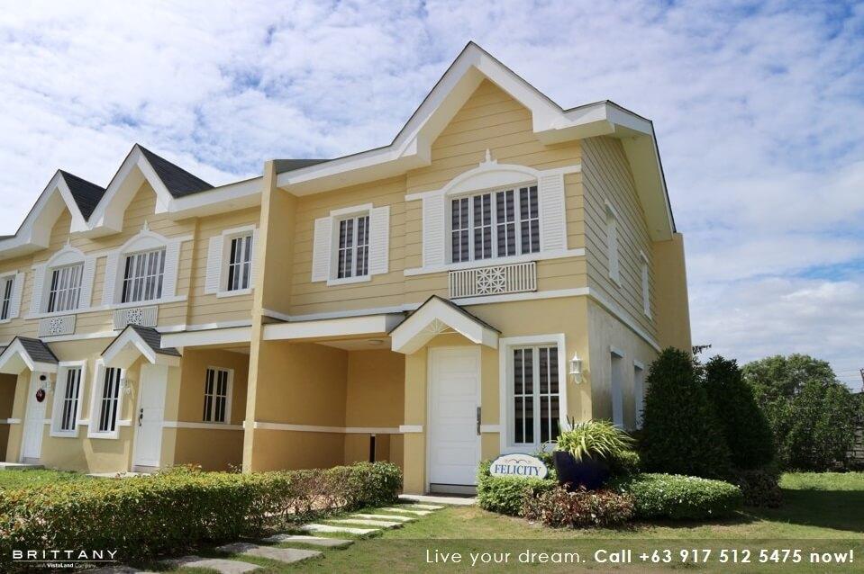 Felicity Lane Model - Augusta Luxury House for Sale in Exclusive Gated Community - Santa Rosa Laguna