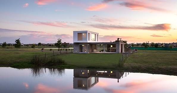 Casas modulares y prefabricadas de dise o la casita de - Casas cubo prefabricadas ...