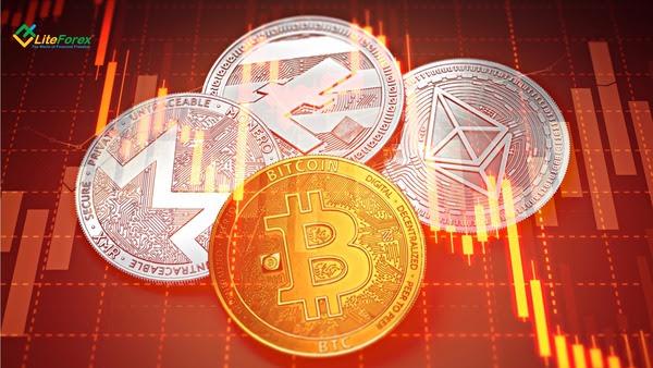 LiteForex memperkenalkan opsi untuk deposit dan menarik dana dalam mata uang crypto